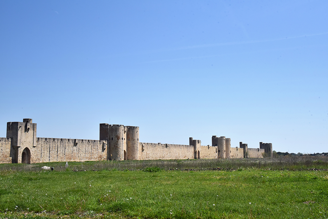 Que faire lors d'un week end en Camargue ? Visite d'Aigues-Mortes