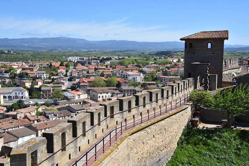 Château Comtal - Un week end insolite à Carcassonne