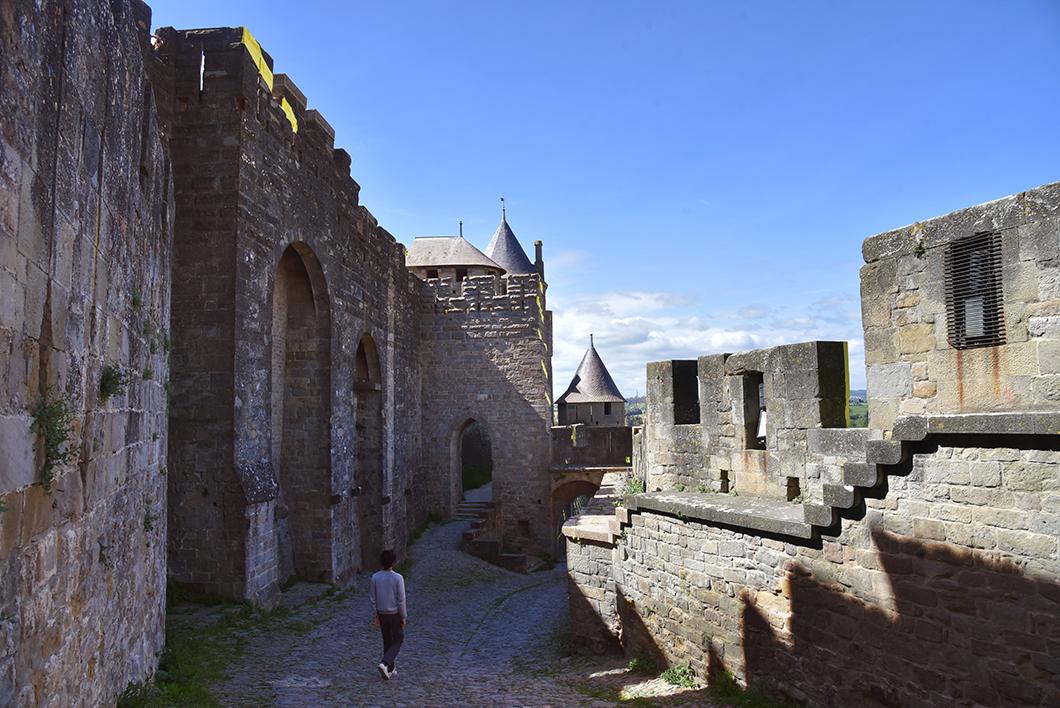 Visite de la Cité de Carcassonne - Incontournables à Carcassonne