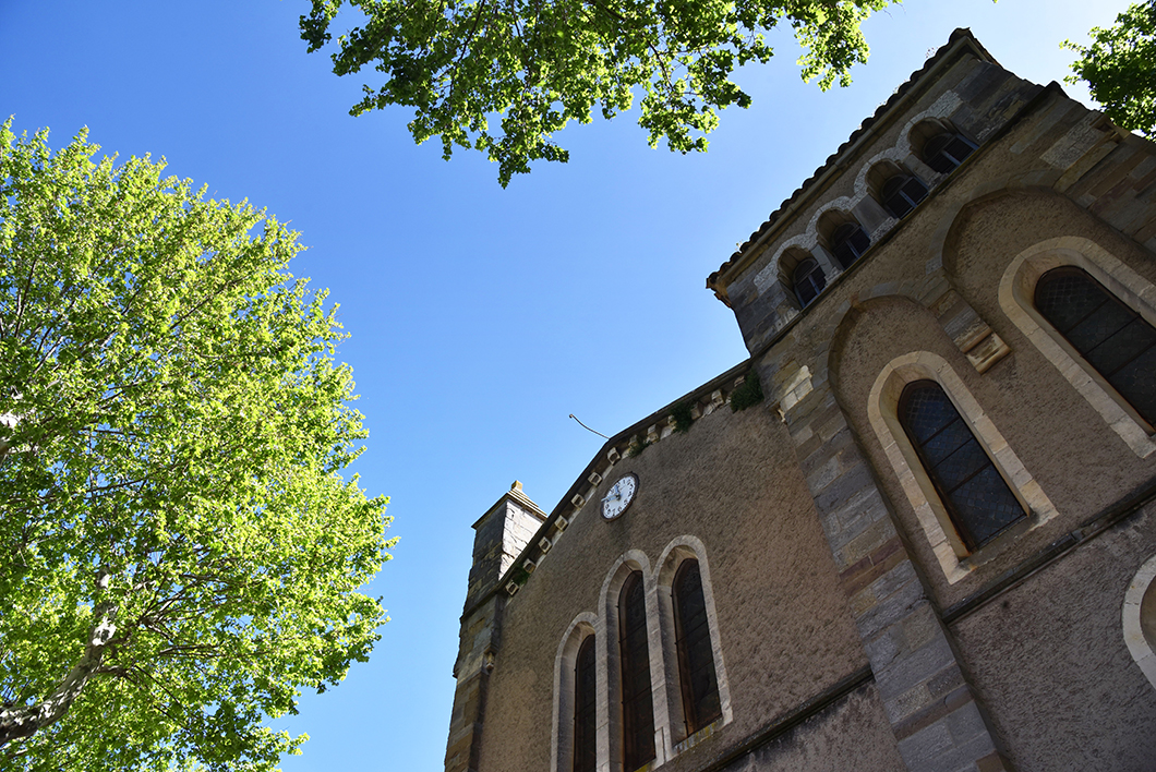 Église Saint-Gimer à Carcassonne