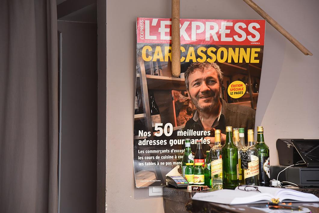 L'Atelier de la Truffe - meilleur restaurant à Carcassonne