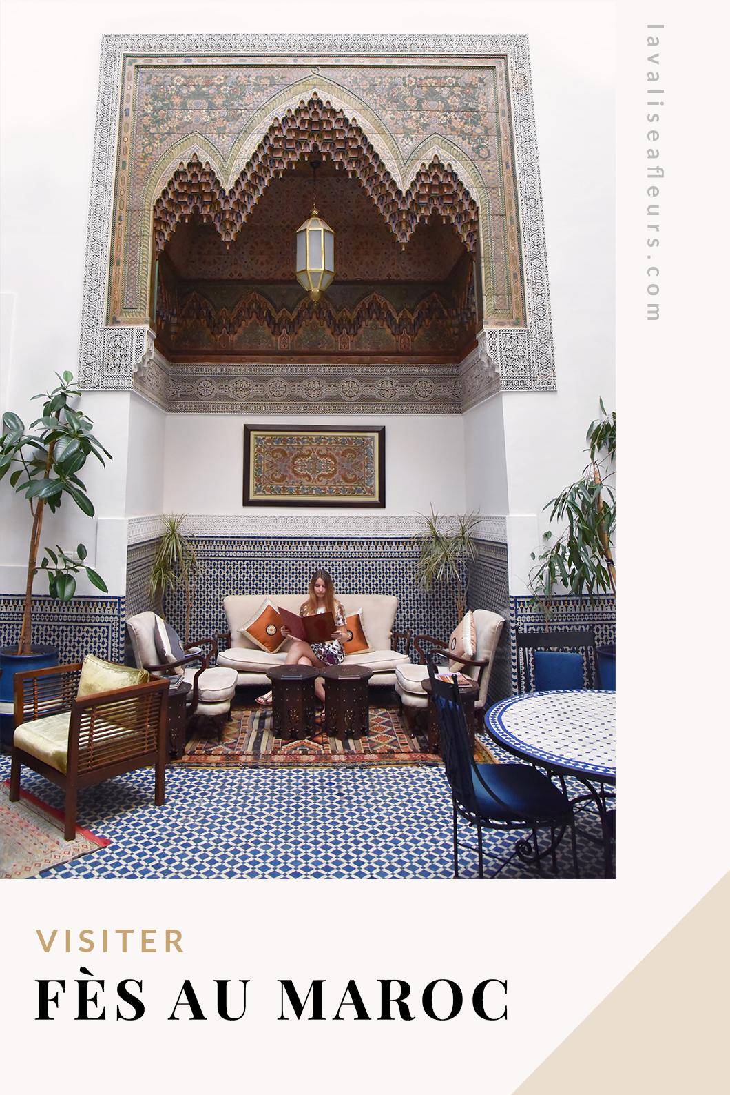 Visiter Fès au Maroc