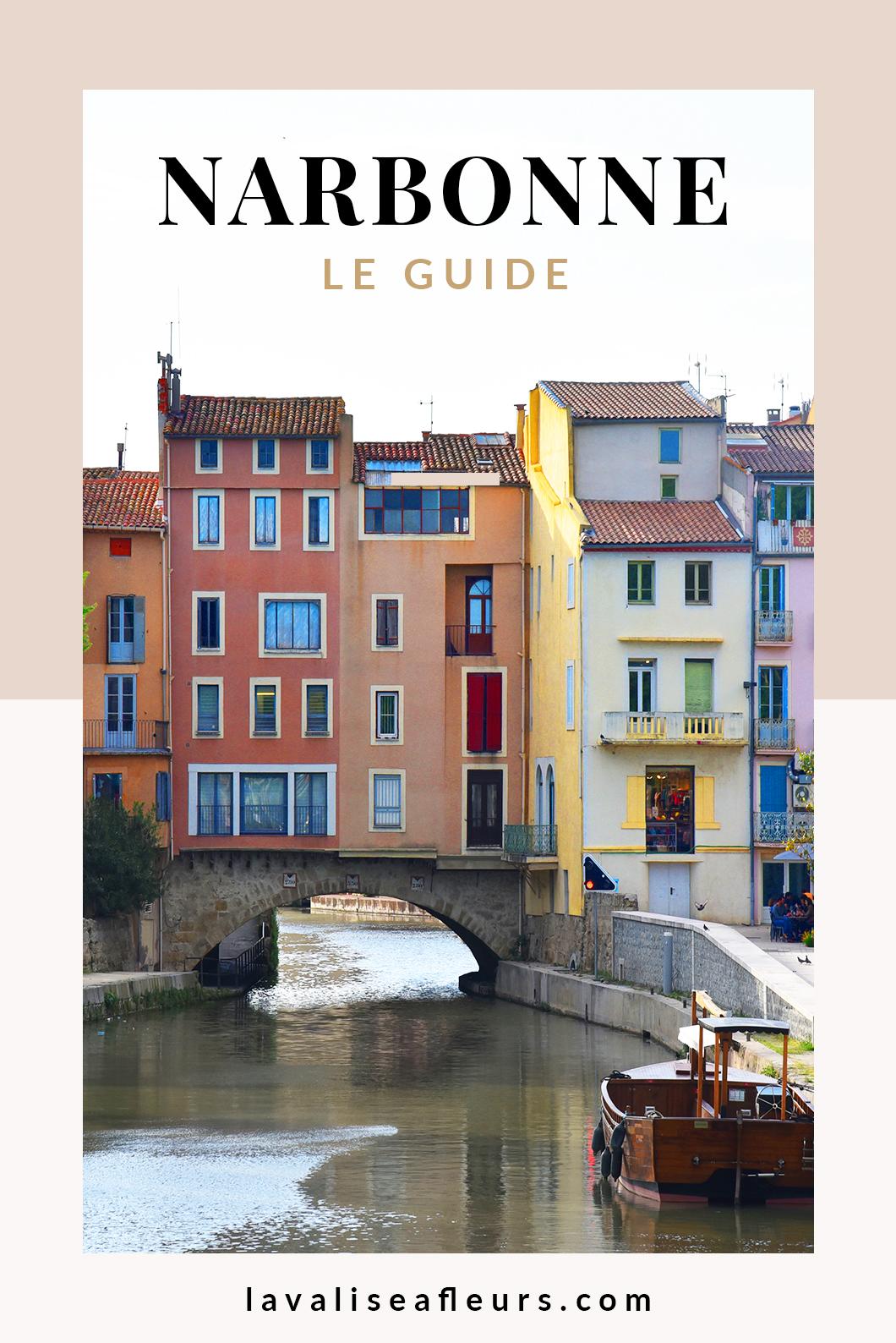 Guide de Narbonne, activités et bonnes adresses
