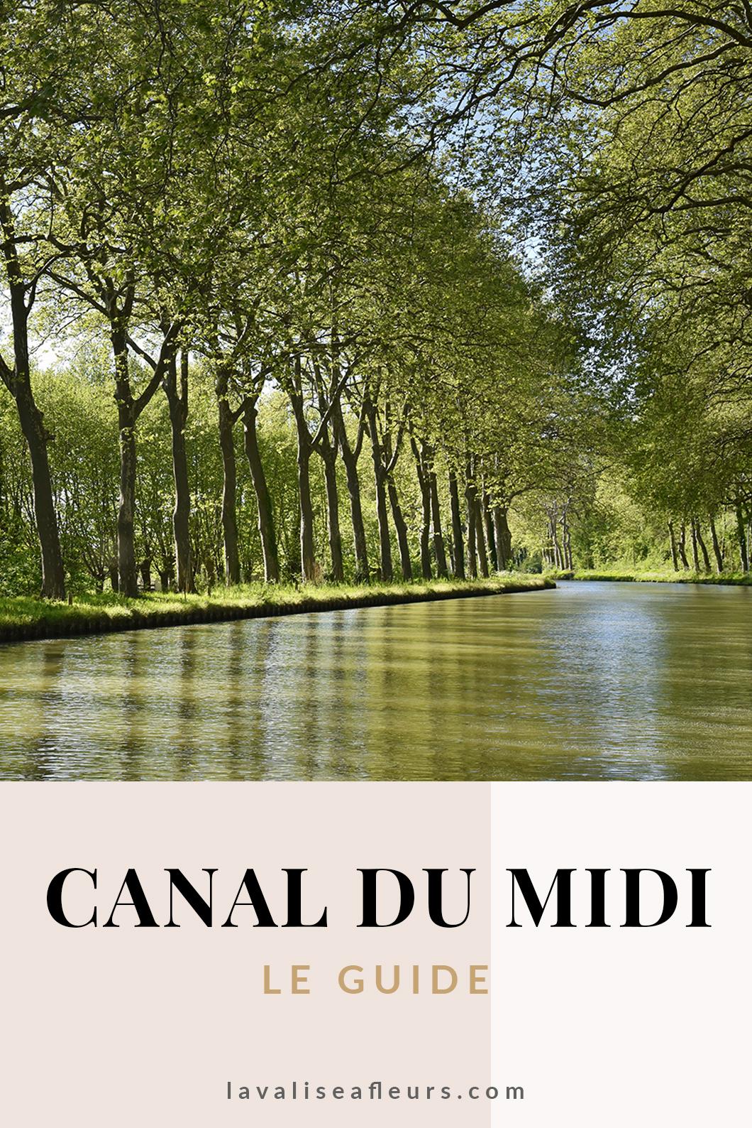 Guide voyage du Canal du Midi