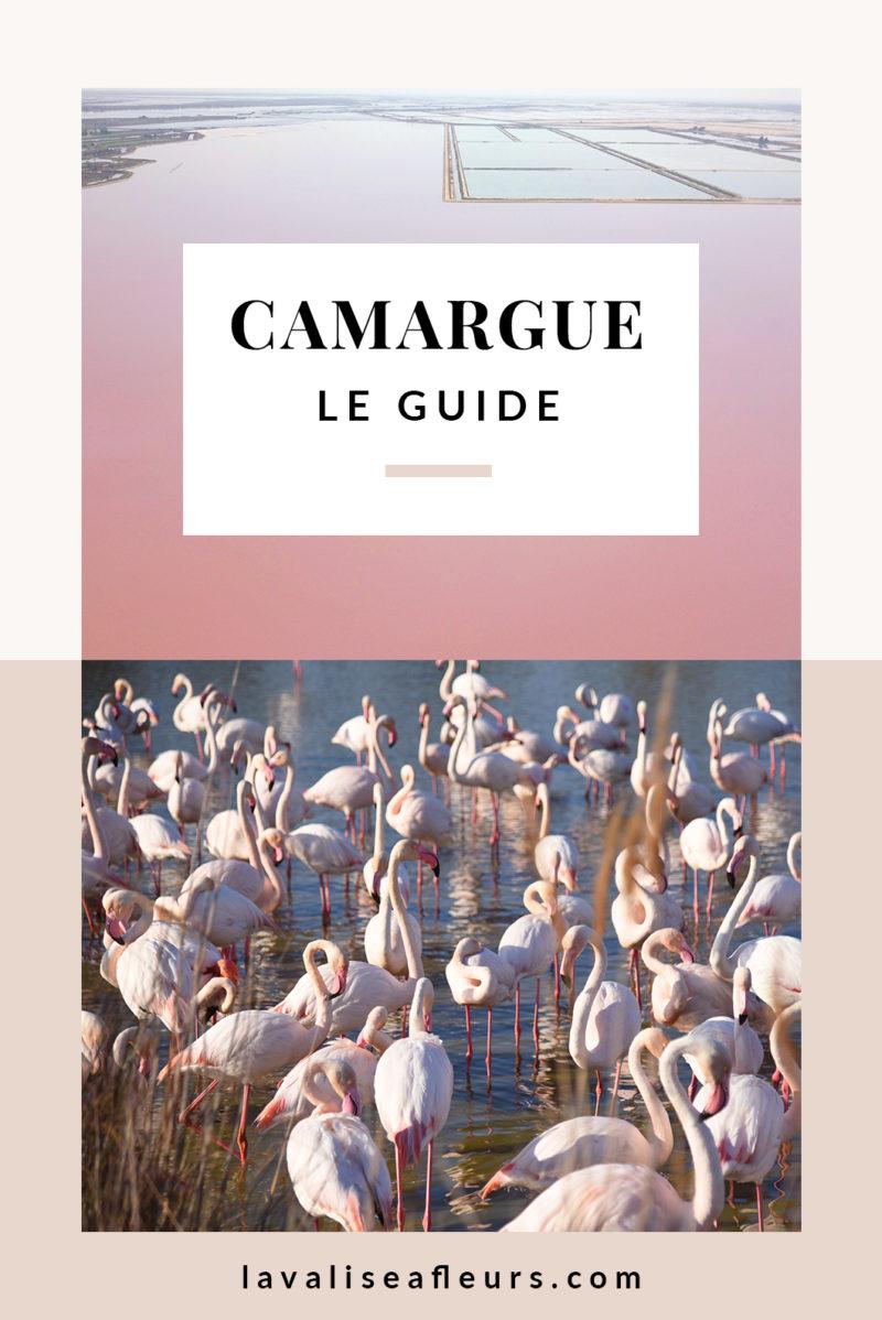 Le guide de la Camargue