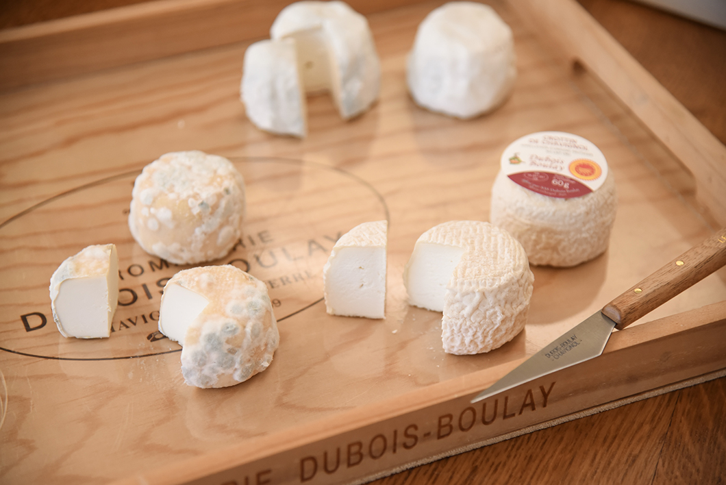 Bar à Fromages - fromagerie Dubois-Boulay - Chavignol