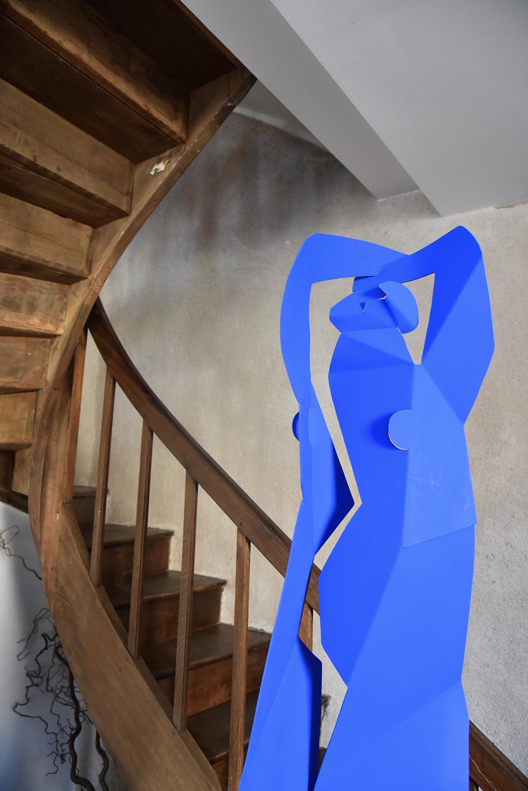 Galerie d'art contemporain Garnier-Delaporte à Chavignol