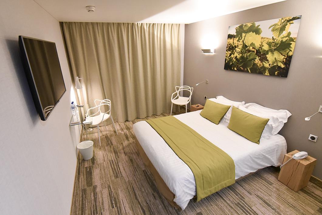 Où dormir à Sancerre ? l'hôtel Panoramic