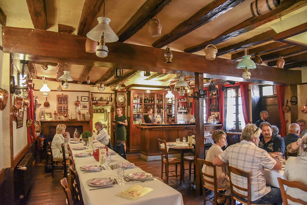 C'heu l'Zib, restaurant à Menetou-Salon