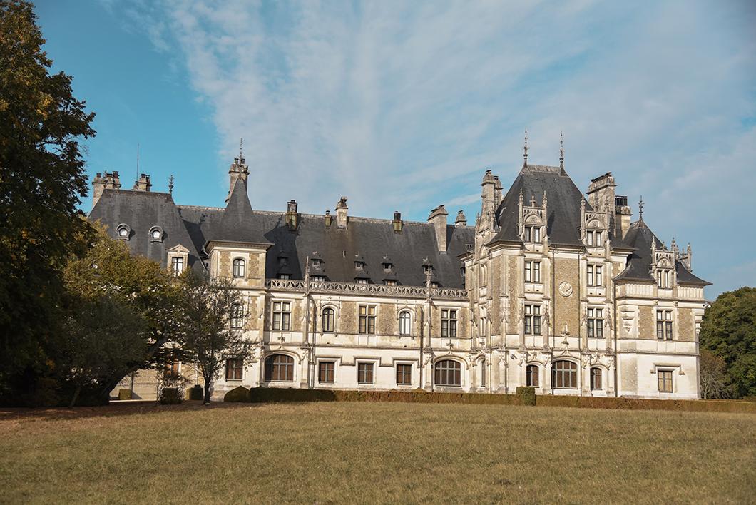 Balade à cheval au Château de Menetou-Salon