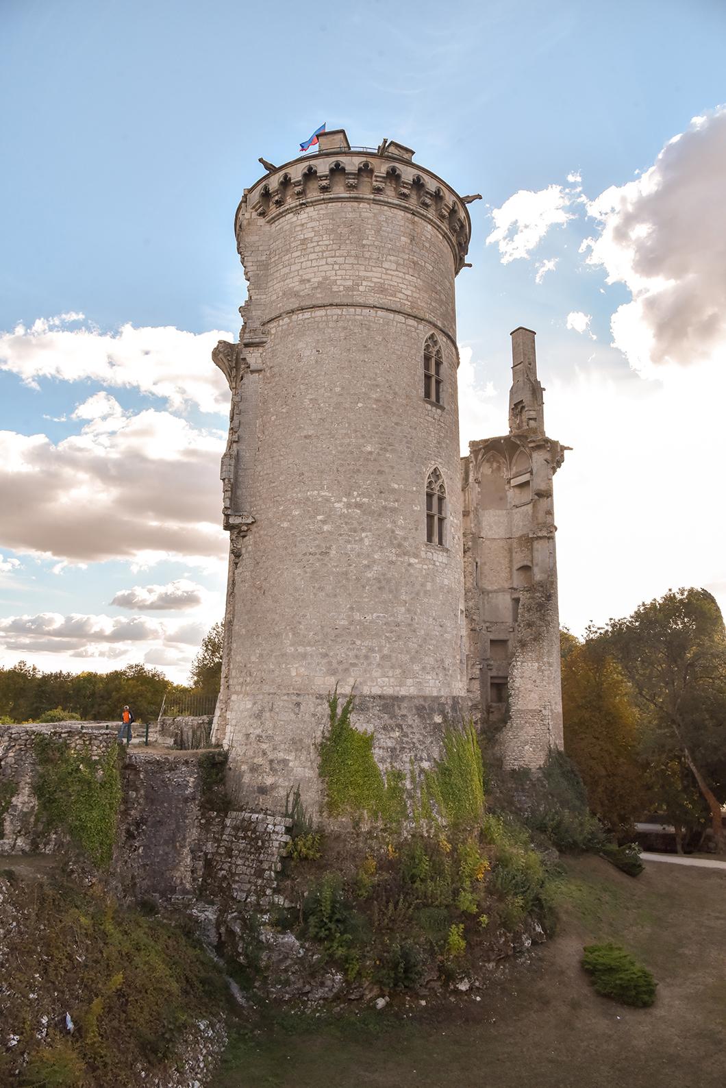Château de Mehun sur Yèvre