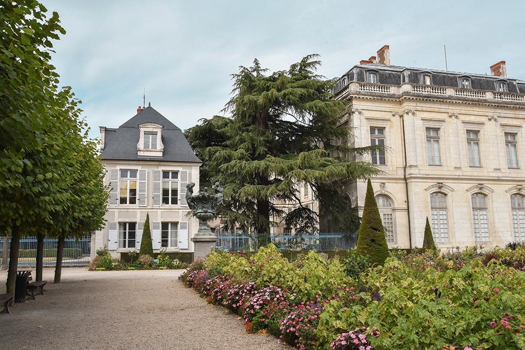 Visite de Bourges