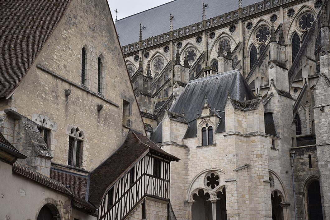 Que visiter à Bourges ? La cathédrale Saint-Etienne de Bourges