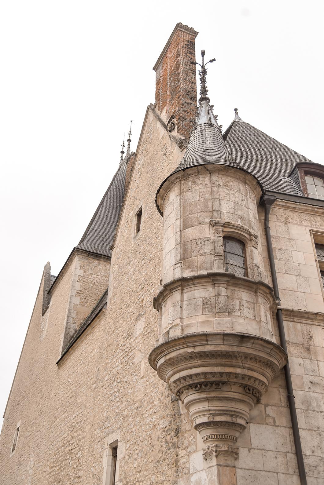 Visite du centre historique de Bourges