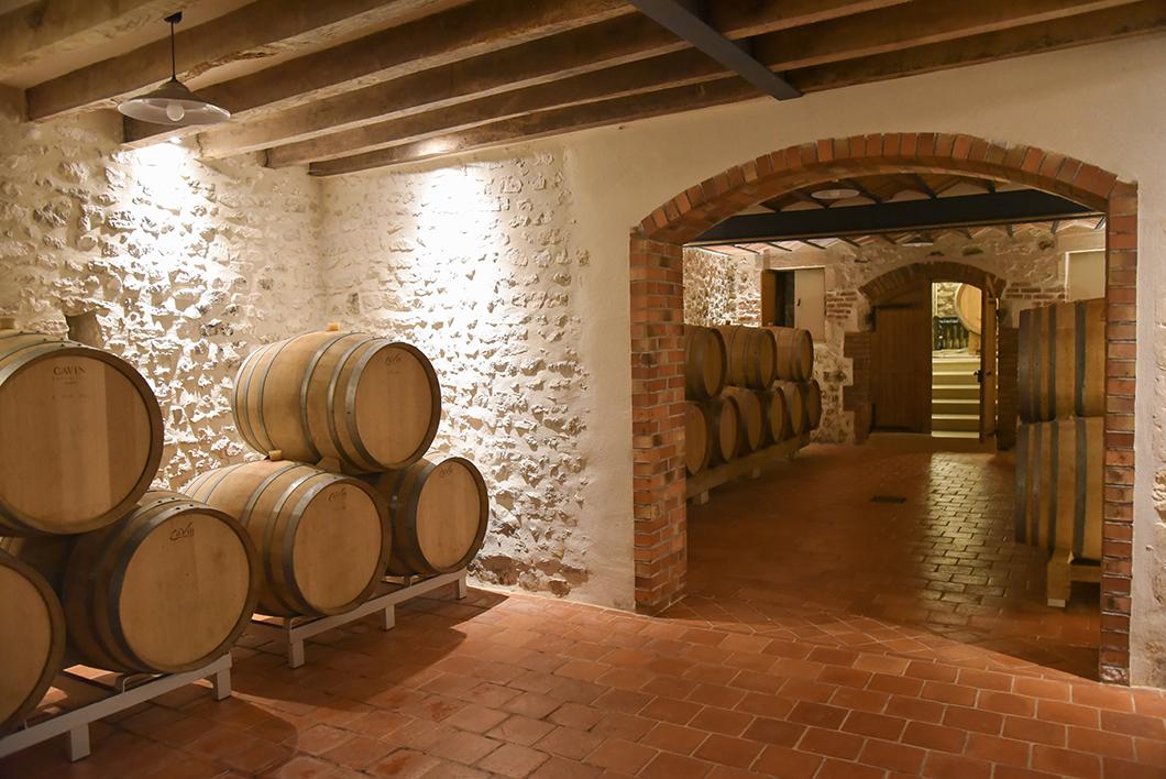 Visite du Domaine Delaporte à Chavignol