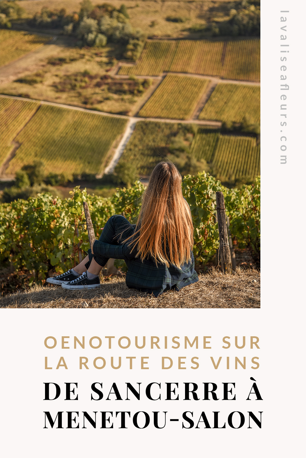 Oeunotourisme sur la route des vins de Sancerre à Menetou Salon