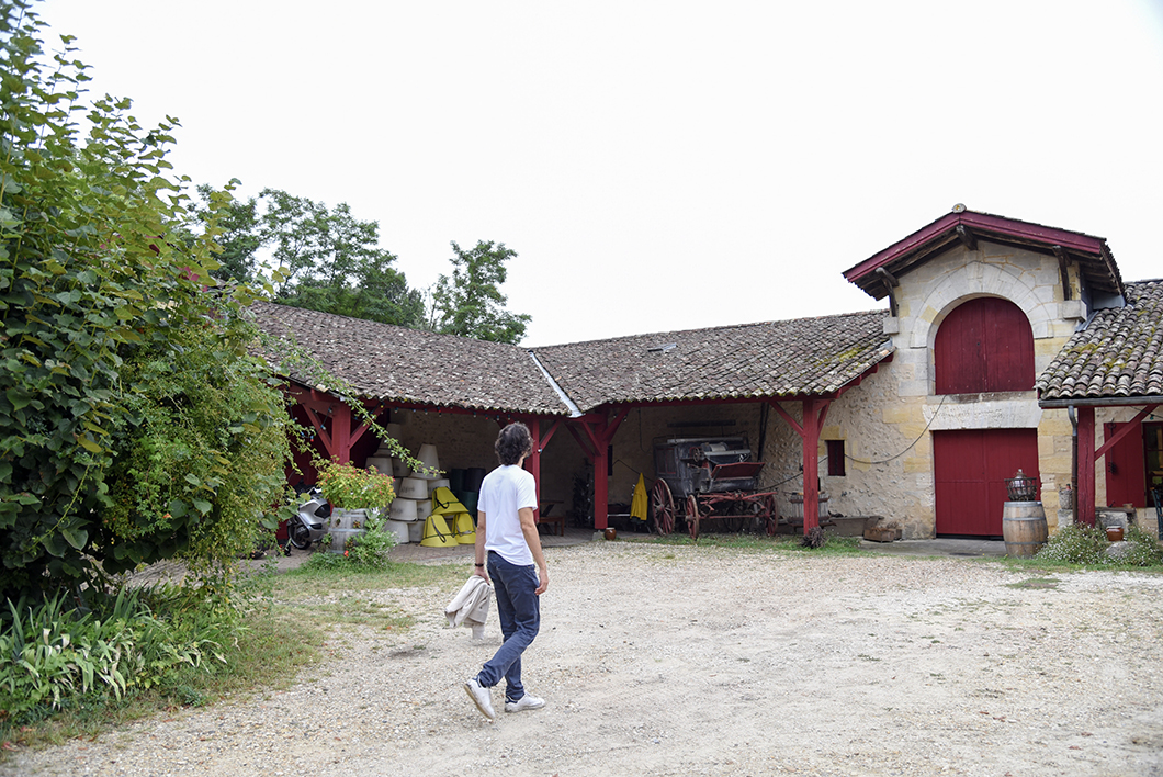 Dégustation au Château Bardins - Cadaujac
