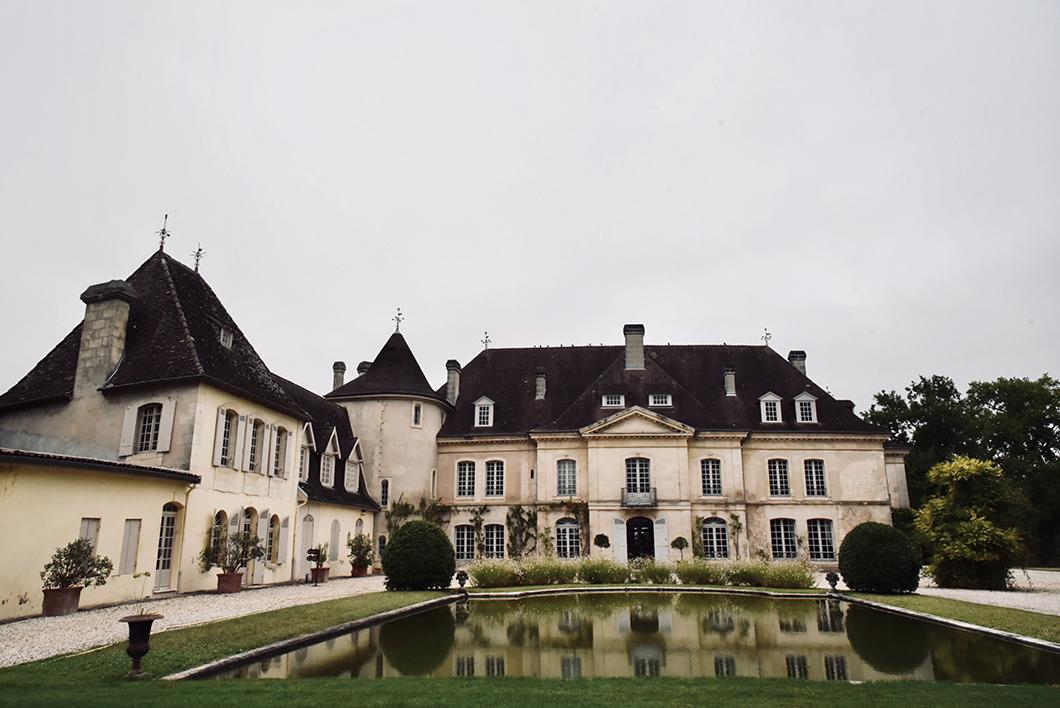 Château Bouscaut (Cru Classé de Graves) - Balade à vélo au milieu des châteaux bordelais