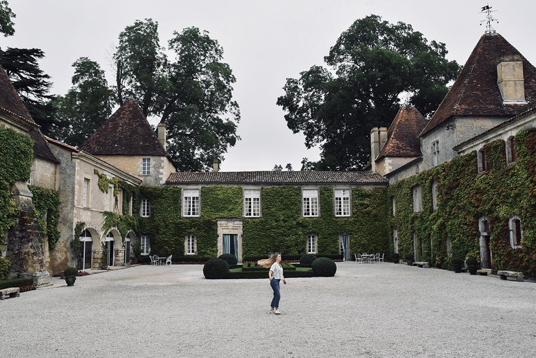 Château Carbonnieux (Cru Classé de Graves) - Balade à vélo au milieu des châteaux bordelais