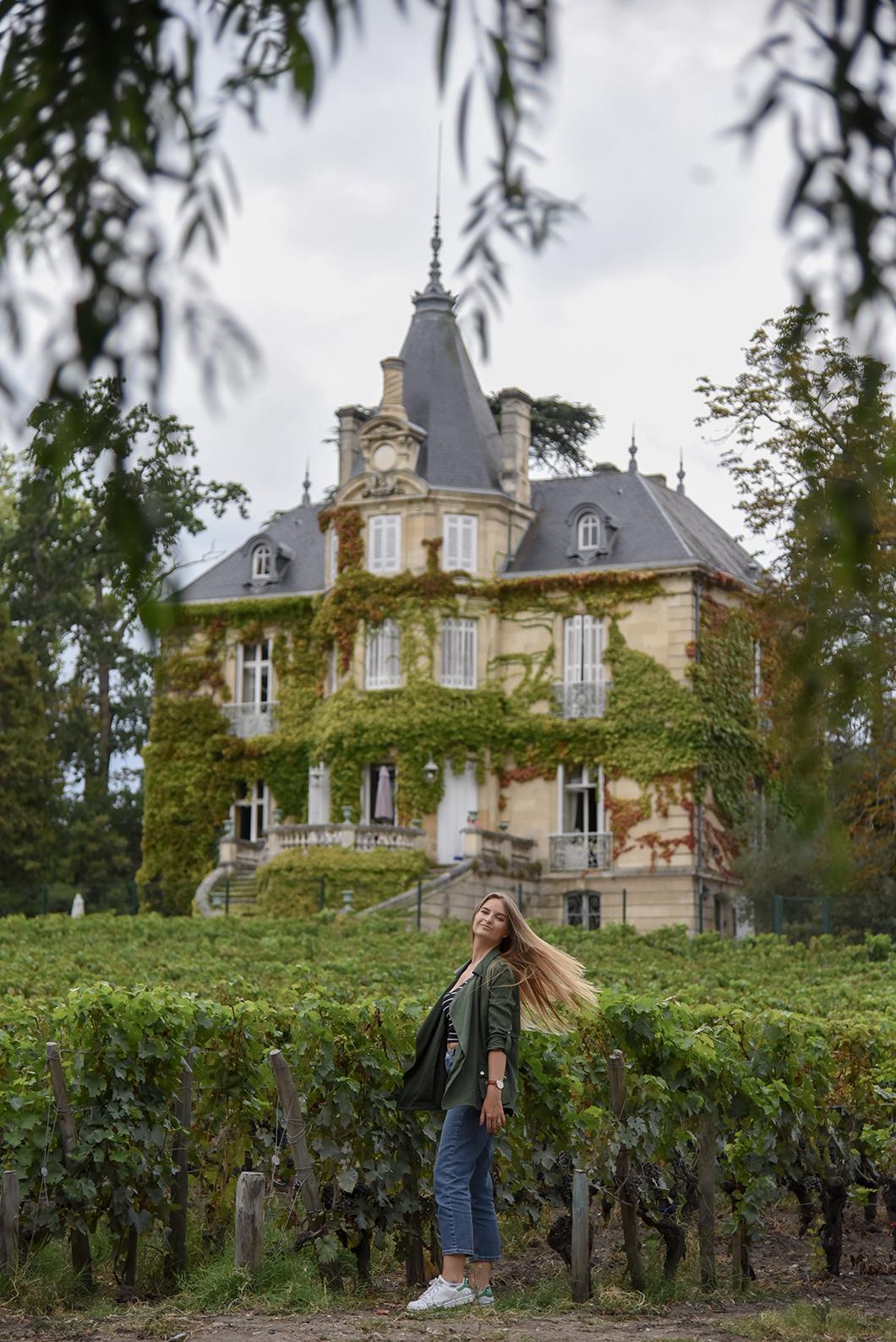 Château les Carmes Haut-Brion - Route des Vins de Bordeaux en Graves et Sauternes