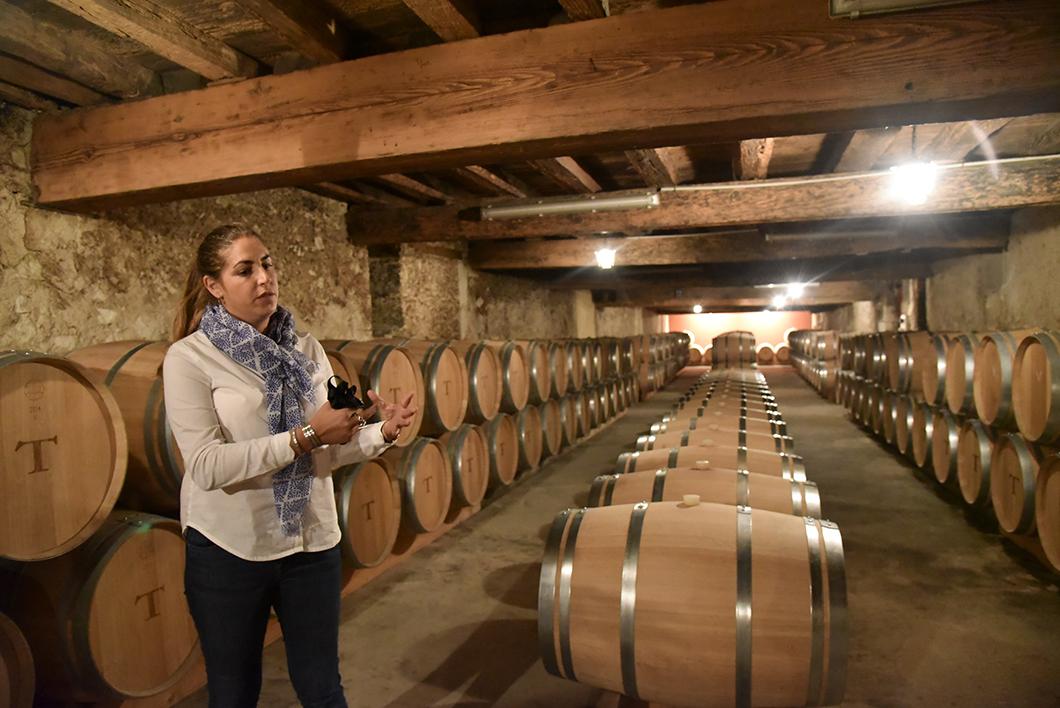 Visite du Château de Portets - Portets