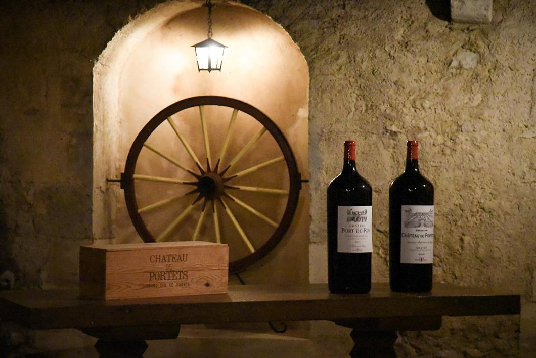 Château de Portets - Portets - Route des Vins de Bordeaux en Graves et Sauternes