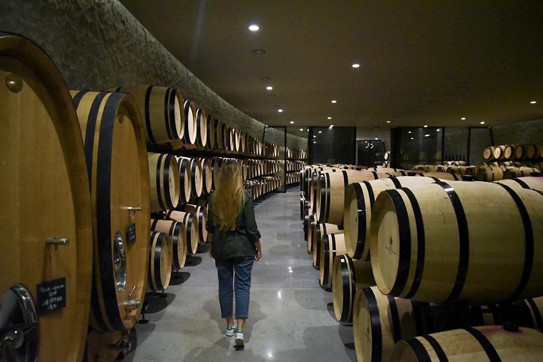 Visite du Château les Carmes Haut-Brion - Route des Vins de Bordeaux en Graves et Sauternes