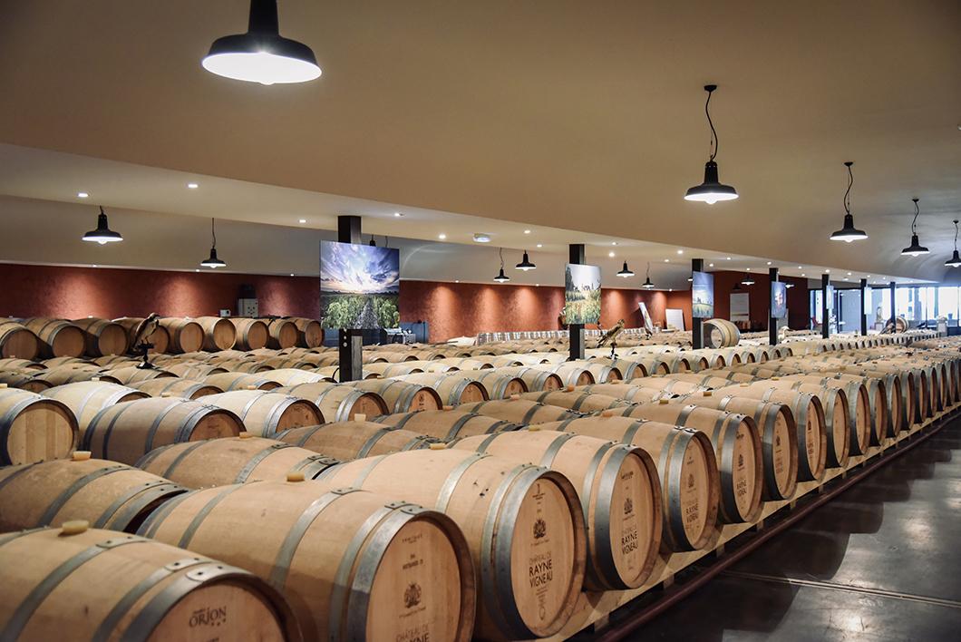 Visite du Château de Rayne Vigneau - Route des Vins de Bordeaux