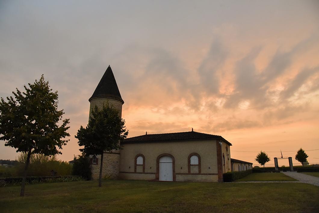 Château Guiraud - Route des Vins de Bordeaux en Graves et Sauternes