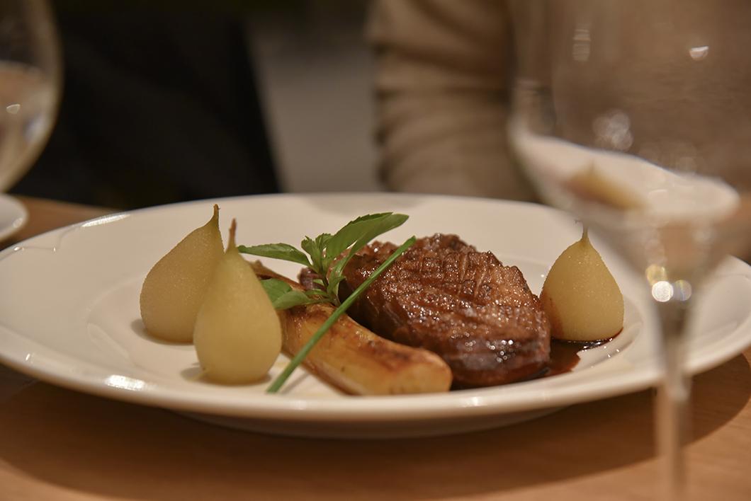 La Chapelle, restaurant bistronomique du Château Guiraud