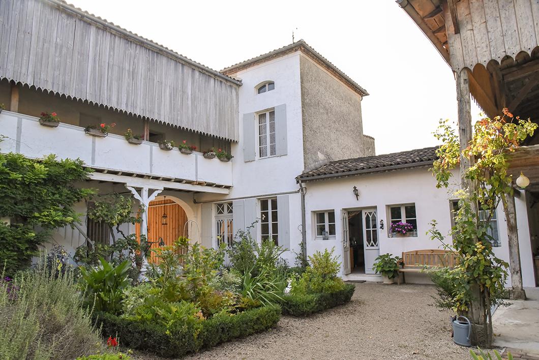 La Cordonnerie, hébergement de charme à Villandraut - Route des Vins de Bordeaux