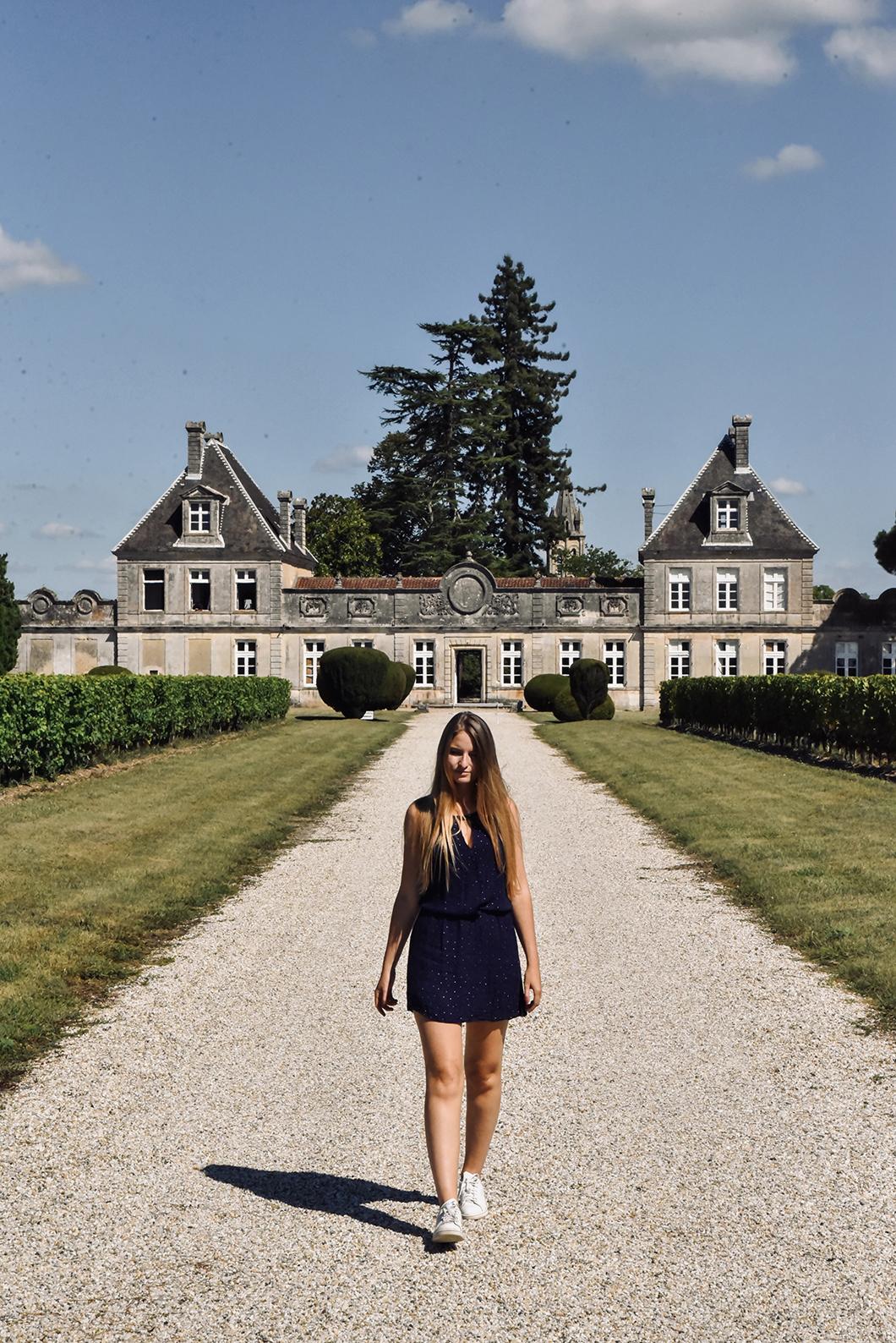 Château de Cérons - Route des Vins de Bordeaux en Graves et Sauternes