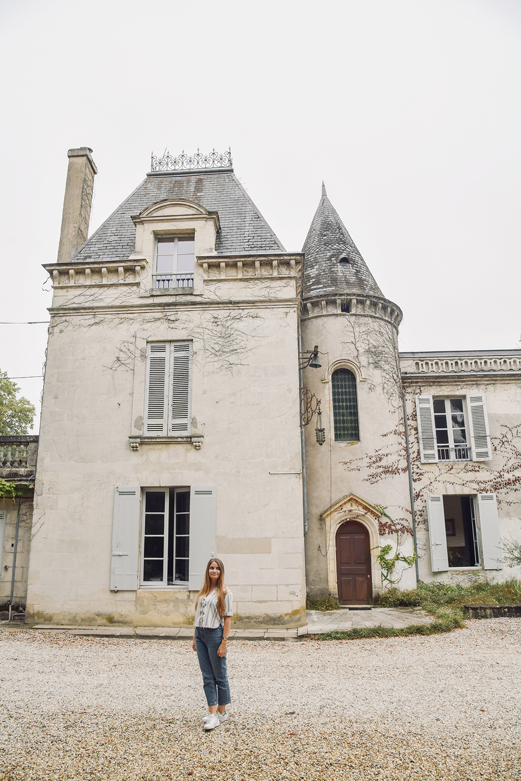 Château Bardins - Cadaujac - Route des Vins de Bordeaux en Graves et Sauternes