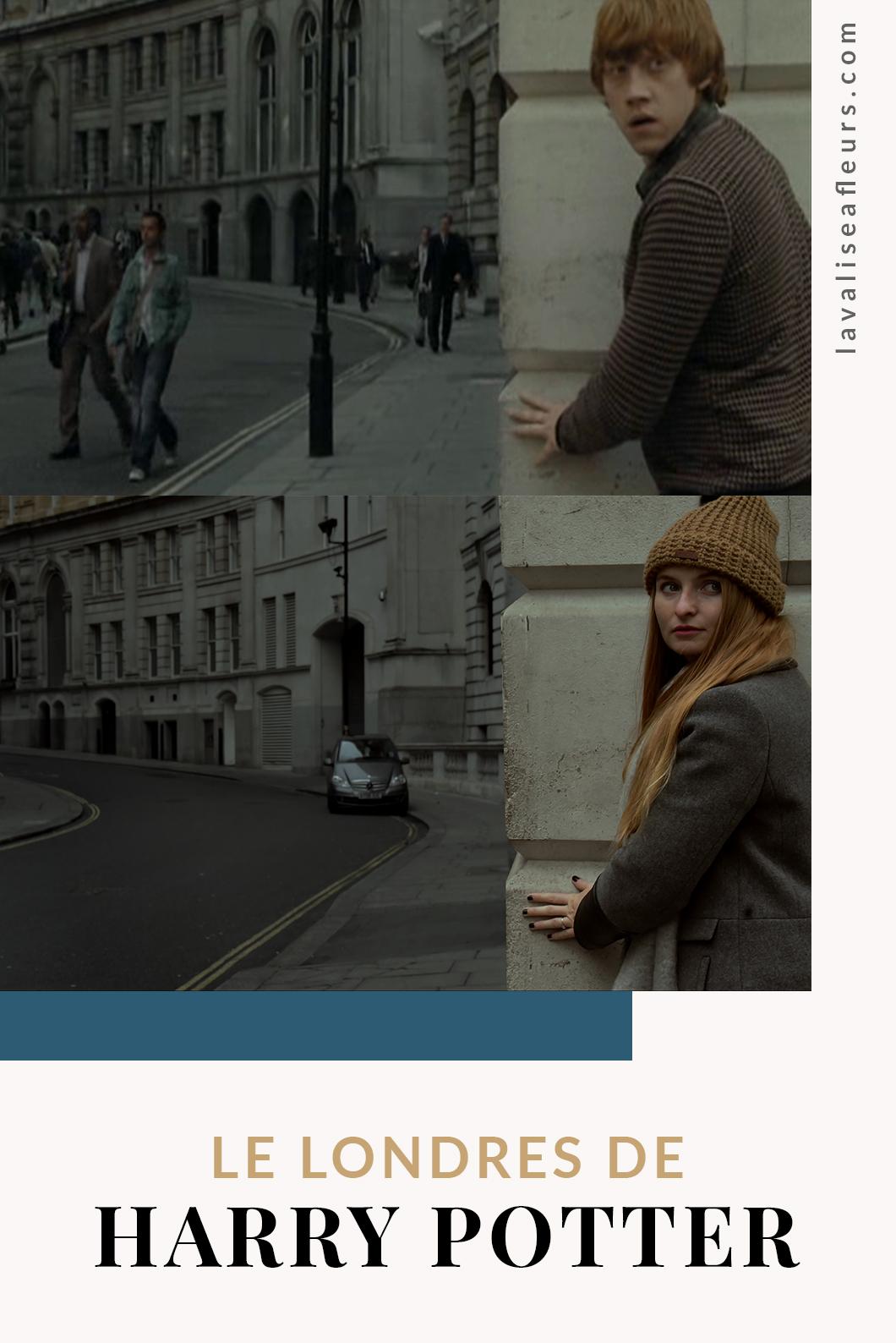 Le Londres de Harry Potter, les lieux de tournage du film