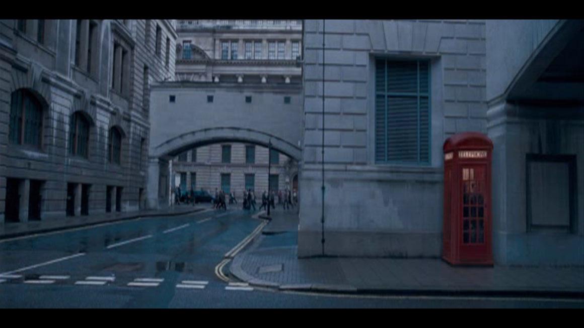 Whitehall - Lieux tournage de Harry Potter à Londres