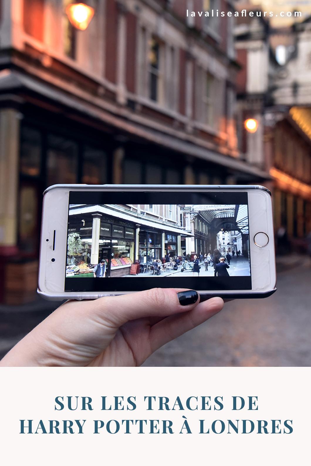 Sur les traces de Harry Potter dans Londres