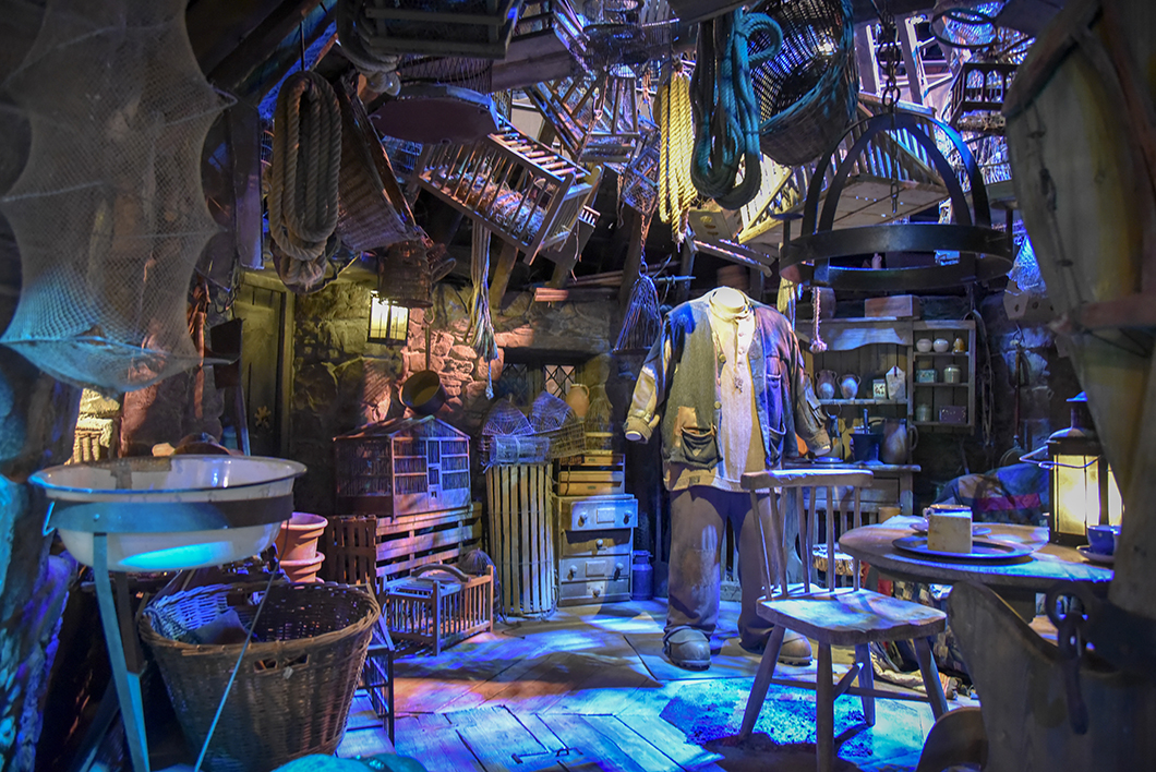 The Making Of Harry Potter - Warner Bros Studio Tour