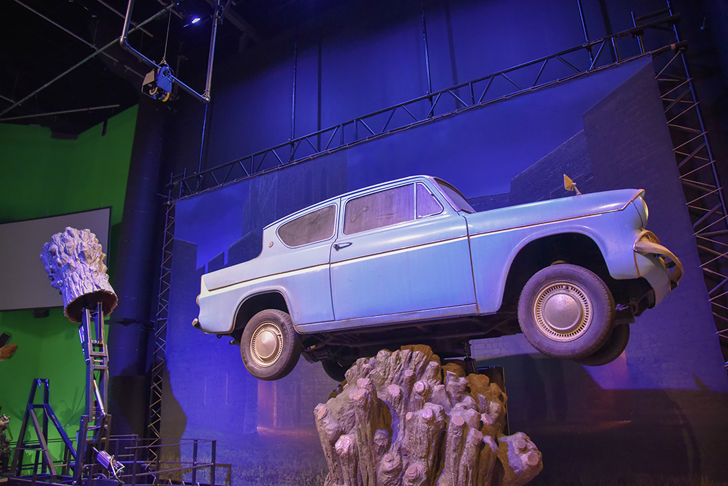 The Making Of Harry Potter - Warner Bros Studio Tour
