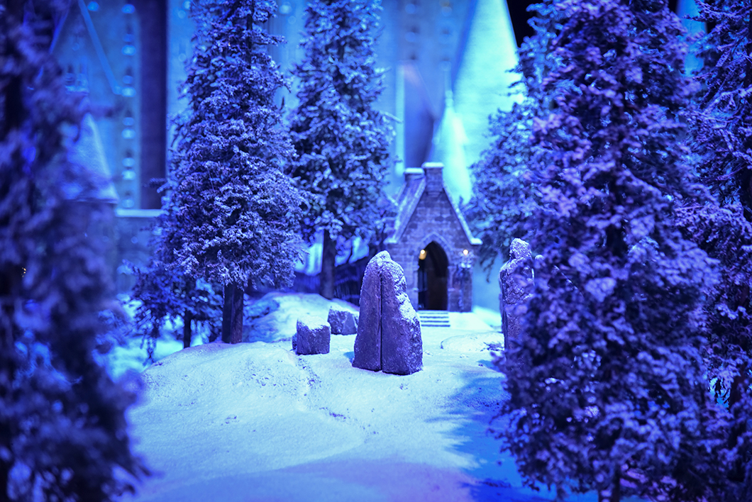 The Making Of Harry Potter à Londres