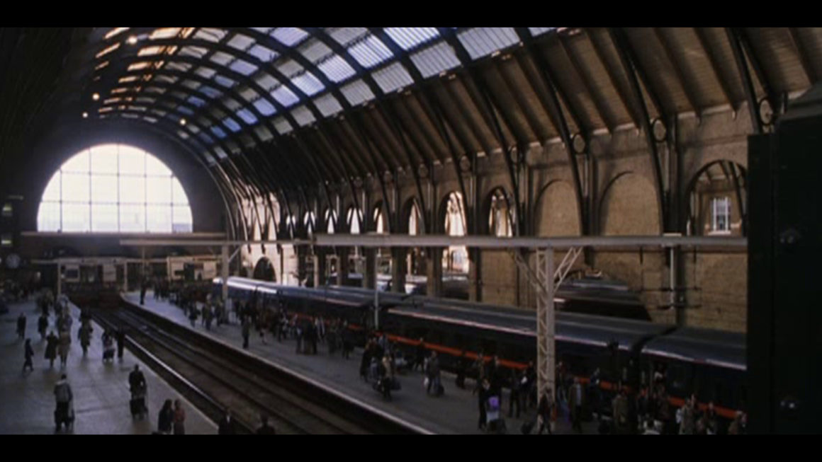 King Cross Saint Pancras - Lieux tournage de Harry Potter à Londres