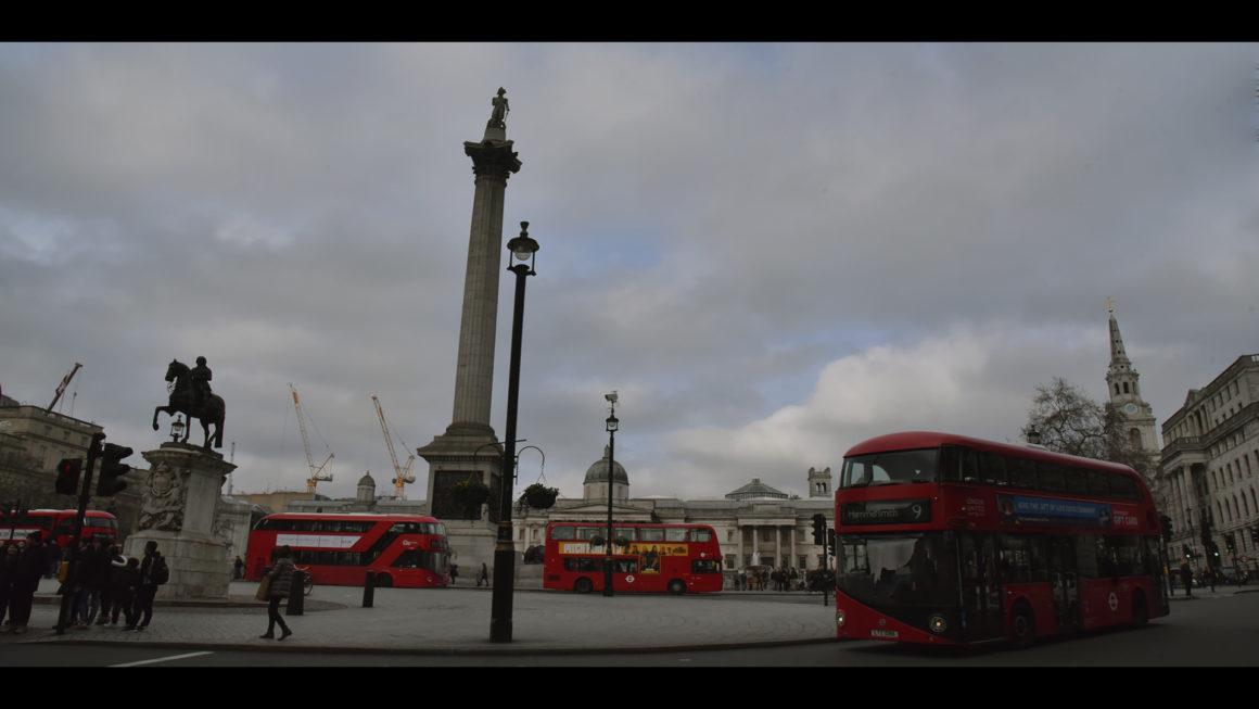 Trafalgar Square - Lieux tournage de Harry Potter à Londres