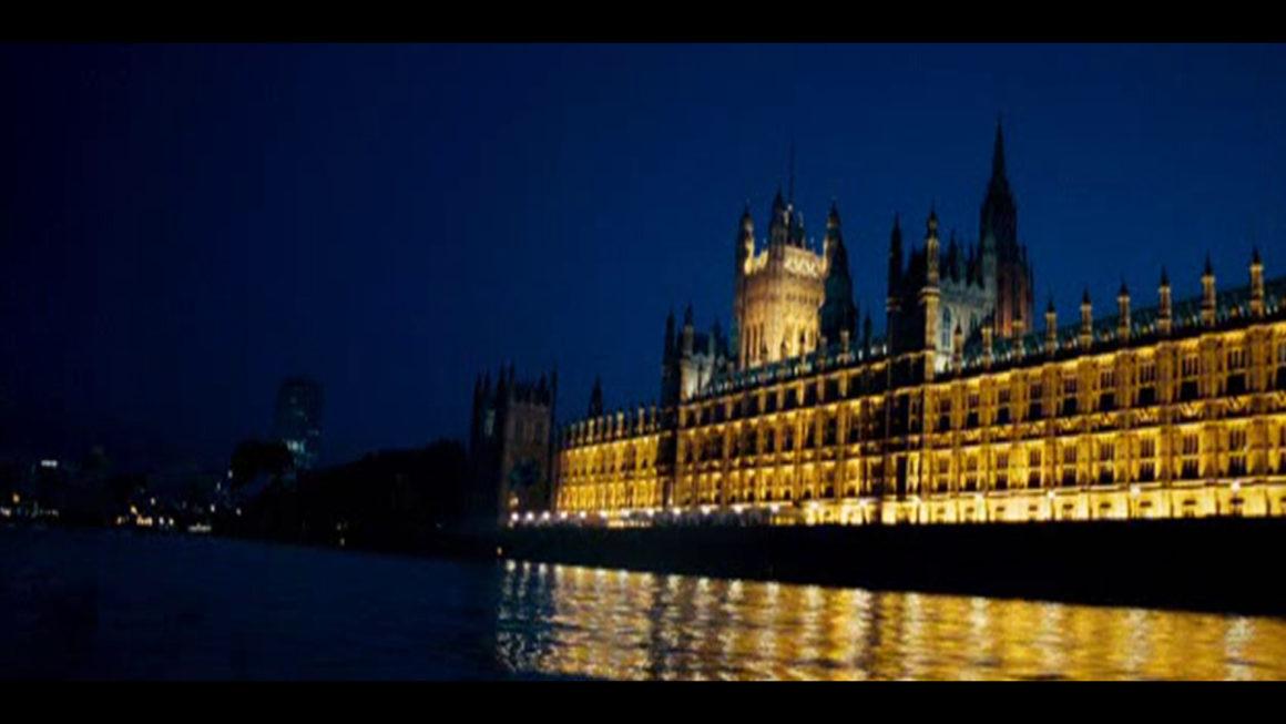 Westminster - Lieux tournage de Harry Potter à Londres
