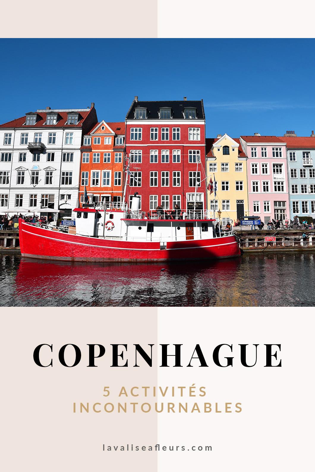 5 activités incontournables à Copenhague