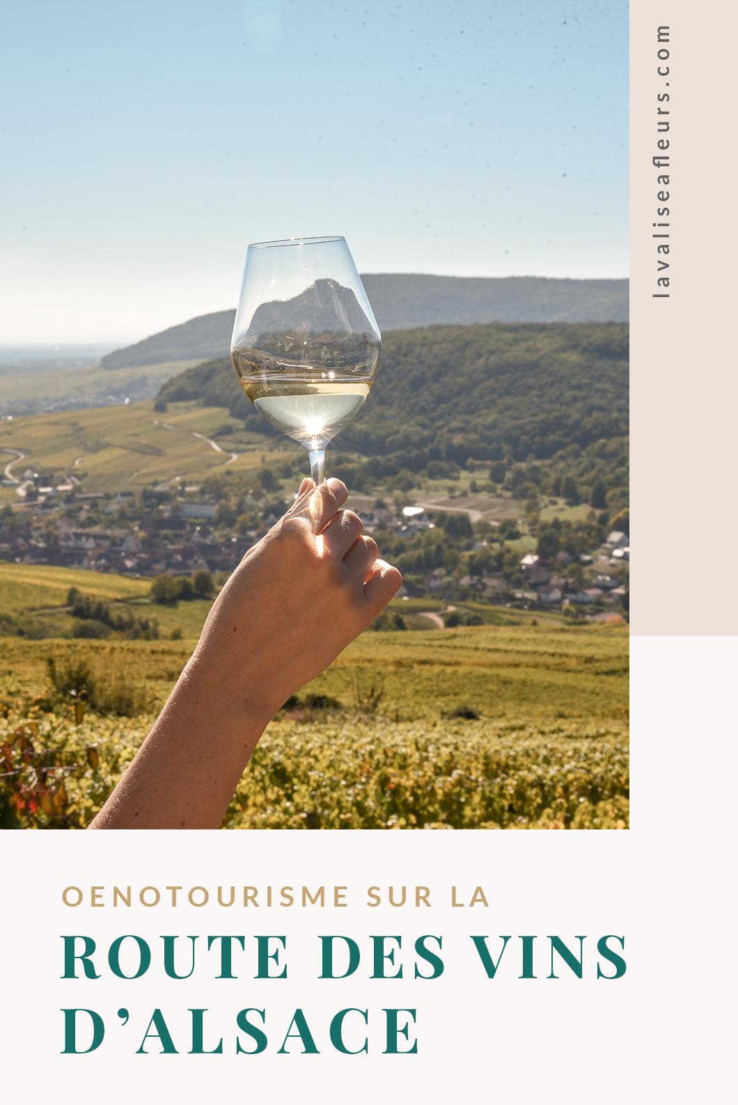 Oenotourisme en Alsace