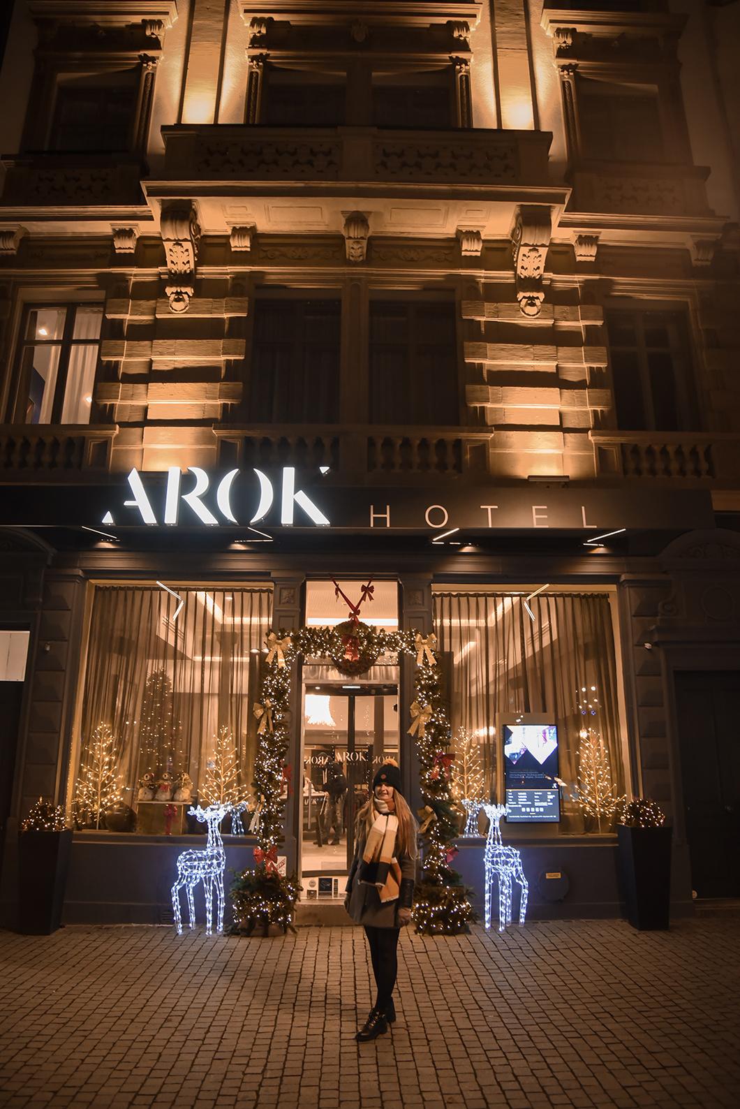 Arok Hôtel, hôtel à Strasbourg