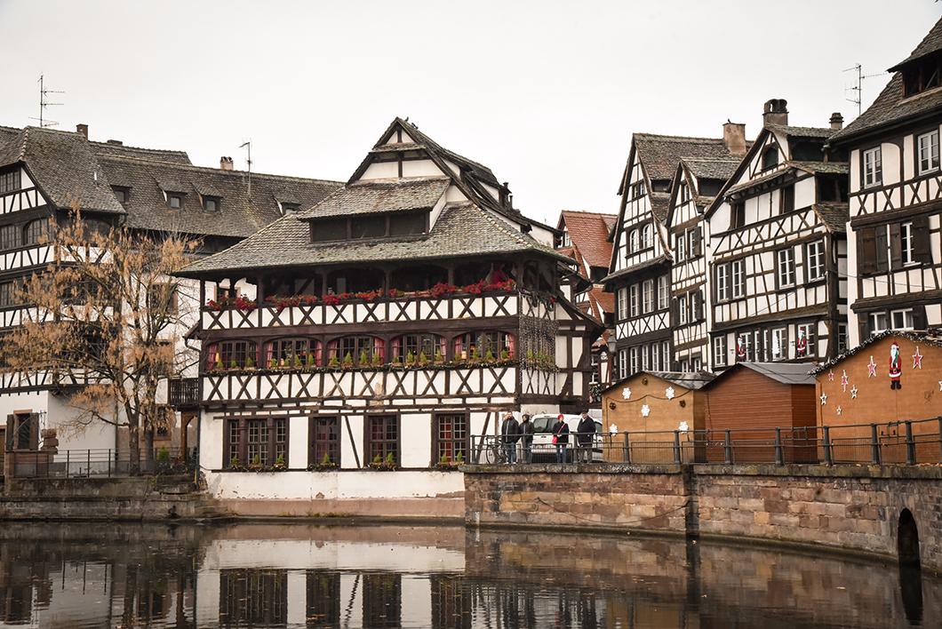 Strasbourg en bateau avec batorama