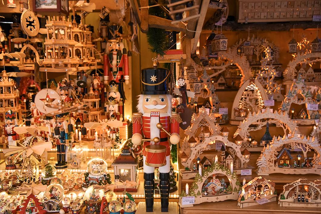 Place Broglie - marché de Noël de Strasbourg