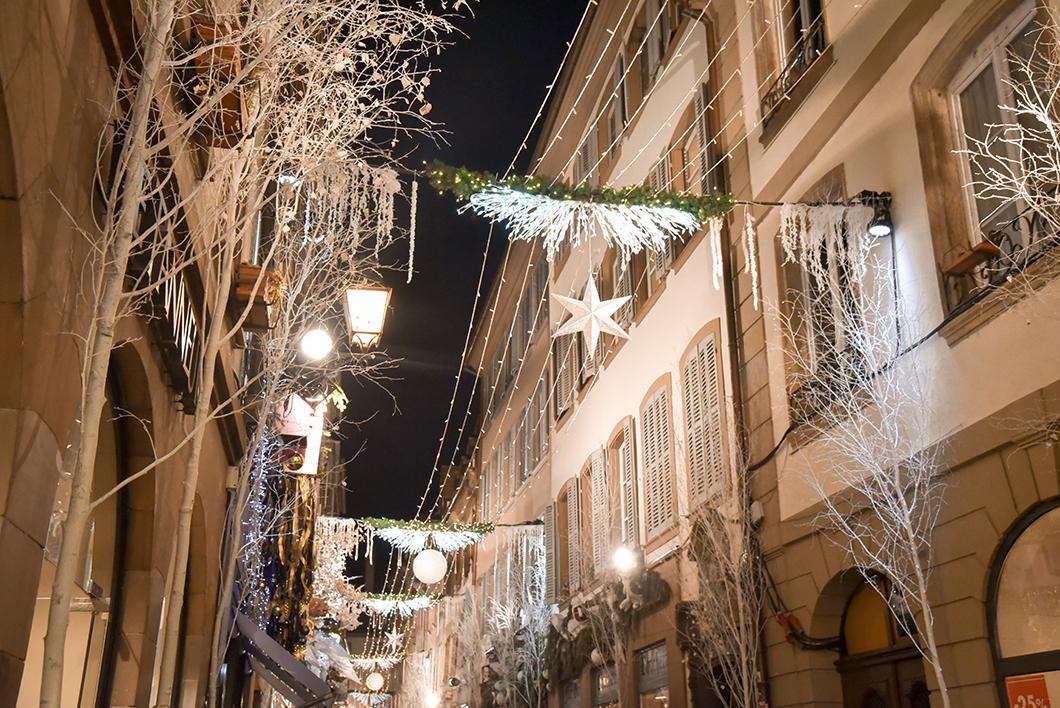 Carré d'or - marché de Noël de Strasbourg