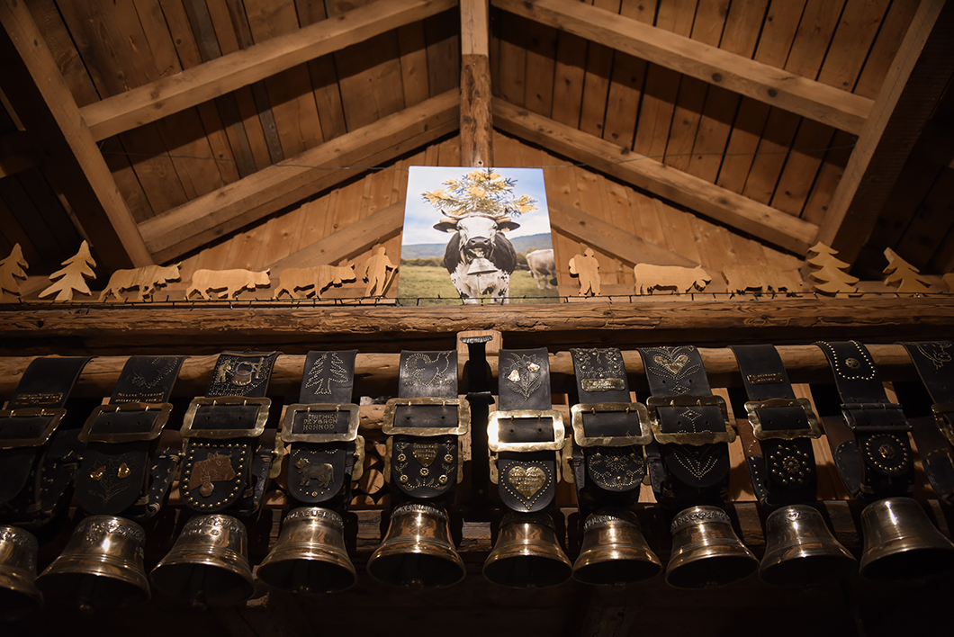 Repas marcaire à la Ferme Auberge du Treh - route des vins d'Alsace
