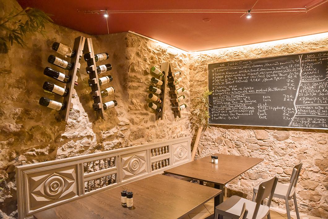 Le Grognard - restaurant à Riquewihr